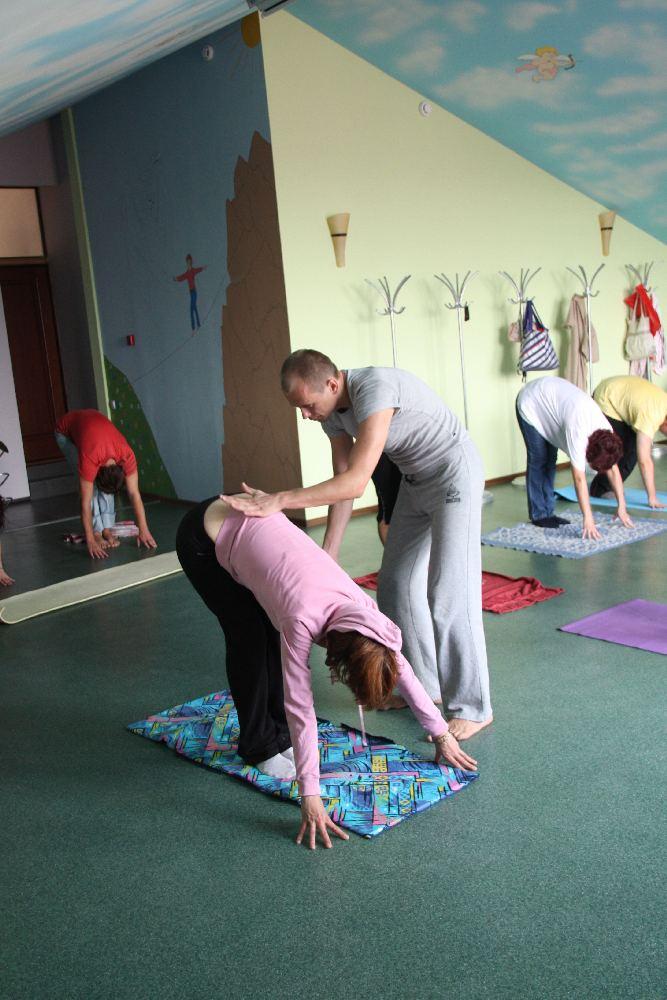 Йога центры в россии (выберите город)